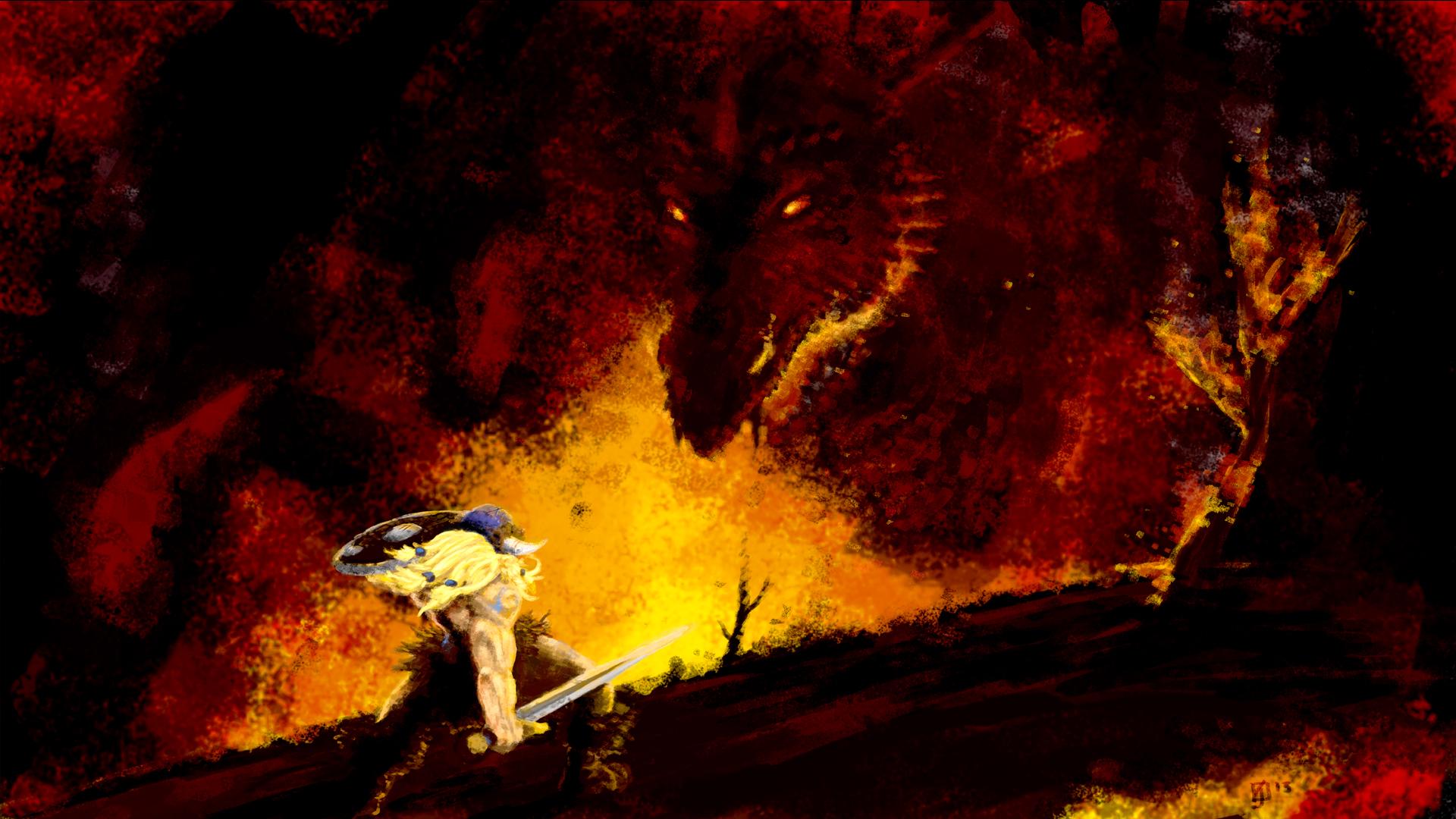 nidhogg the imprisoned dragon