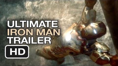 Iron Man Ultimate Trilogy Trailer - Robert Downey Jr. Movie HD