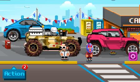 Motor World Car Factory >> Pixel Car Art Motorworld Car Factory