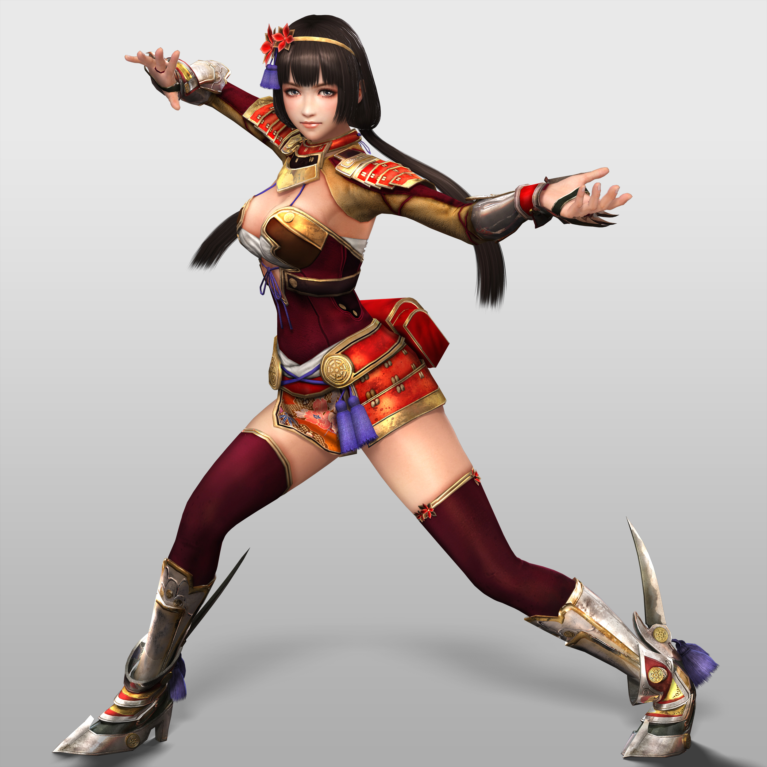 The Protectors of Ransei! *New and improved* Naotora-sw4