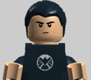 Custom:Agents of S.H.I.E.L.D. Collectable Minifigures