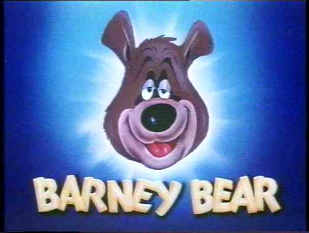 barney bear -#main