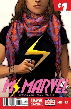 Ms. Marvel Vol 3 1
