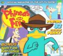 Phineas and Ferb (magazine)/April 2013