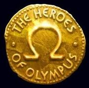 The Heroes of Olympus - Rick Riordan