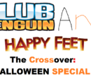 Club Penguin And Happy Feet The Crossover: Halloween Special (Chapter 3)