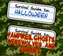 Guide to: Halloween and Vampires, Ghosts, Werewolves & Zombies