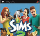 The Sims 2 Zwierzaki (PlayStation Portable)