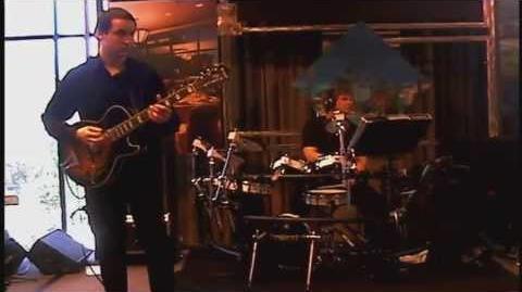 """Daddy-O"" by Joyce Cooling - Dan Shortley (Guitar)"