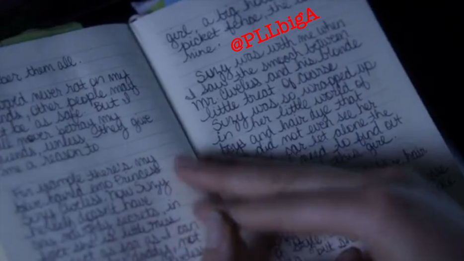 alisons diary pretty little liars wiki
