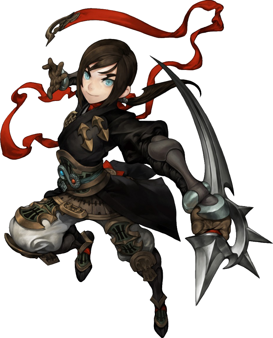 Dragon Nest Sea Character Assassin Dragon Nest Sea