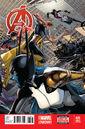 Avengers Vol 5 25 Weaver Variant.jpg