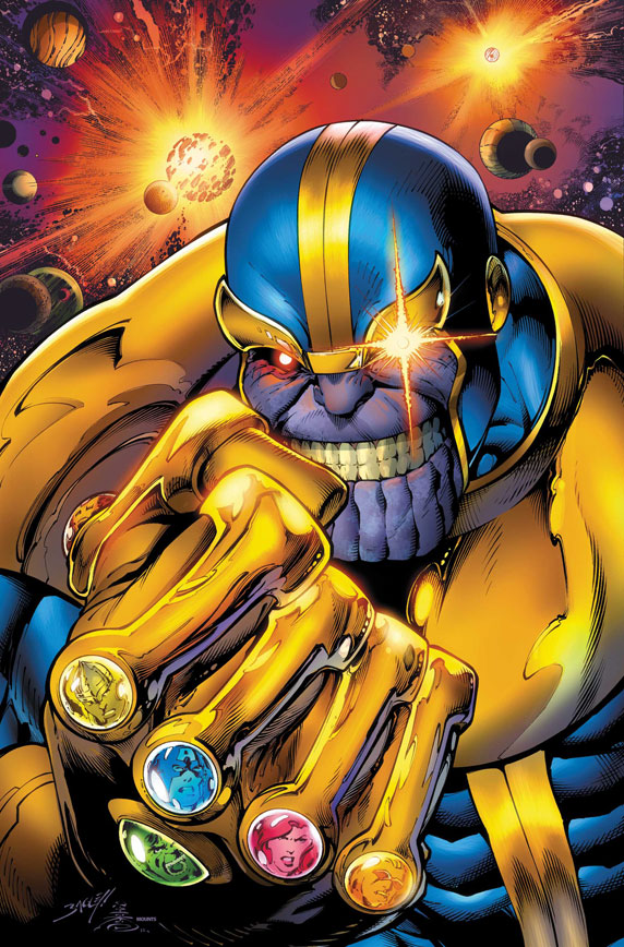 Thanos Abilities Related Keywords & Suggestions - Thanos