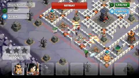 Samurai Siege Mission 35 Heavy Defenses (No Scrolls)