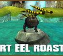 Eel Roast