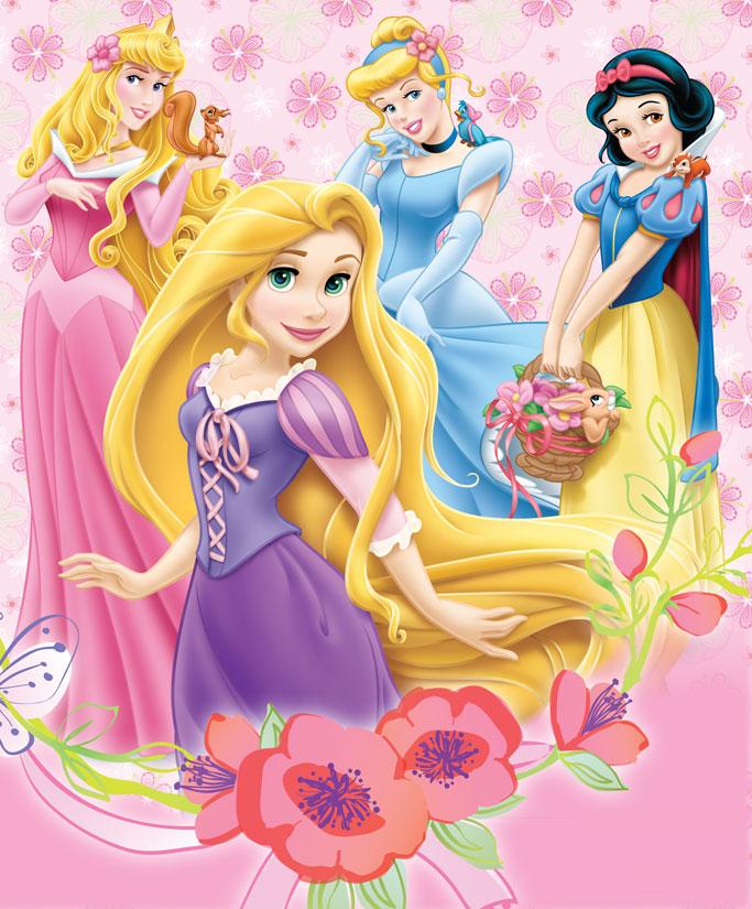 File:disney Princess Garden of