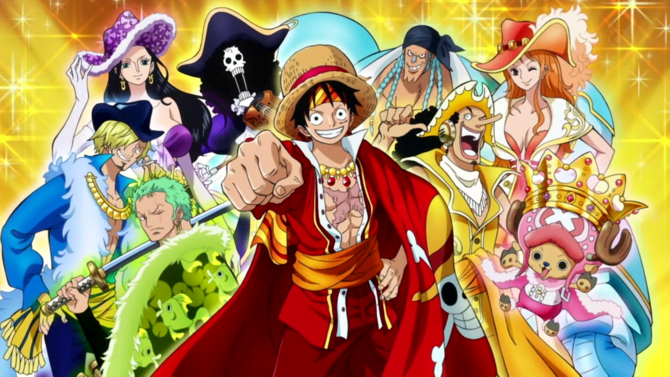 One Piece - Video Promocional de sus 15 años al aire, el anime mas largo