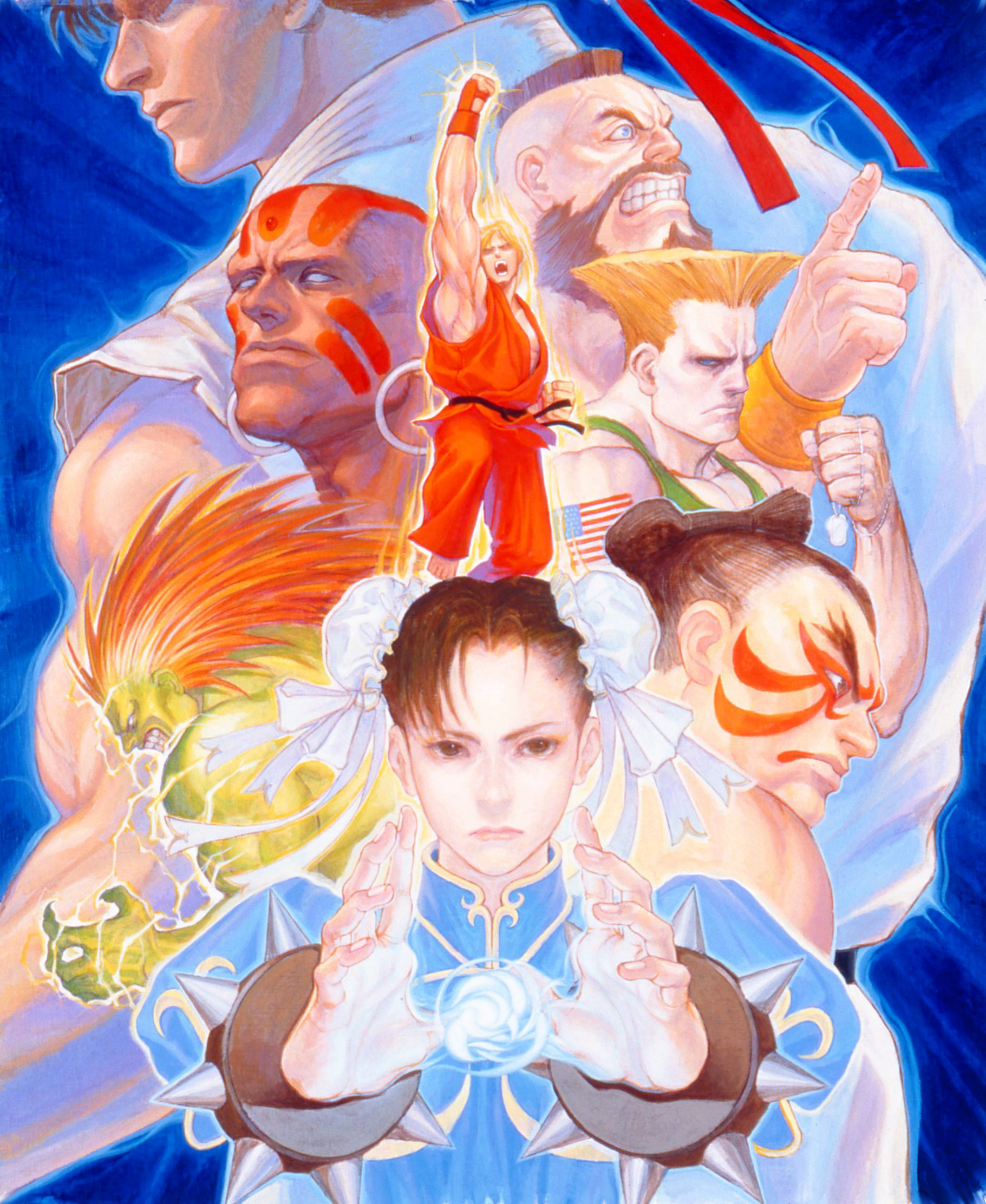 Street Fighter 2 Ultimate Remix (NEW DOWNLOAD LINKS MEDIAFIRE