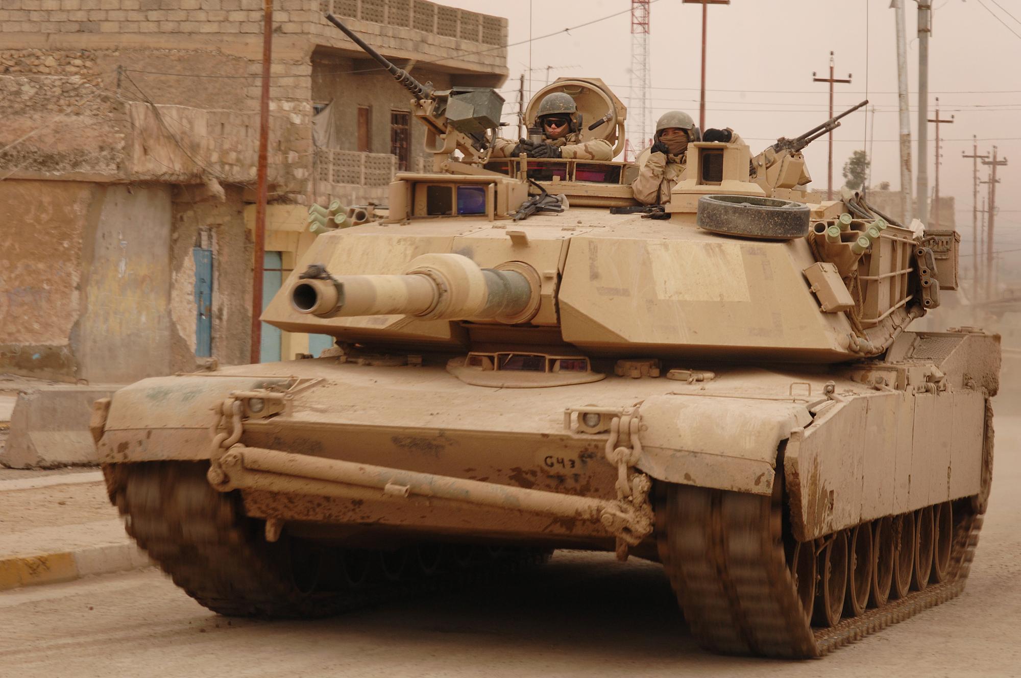 M1 Abrams - Battlefield Wiki - Wikia