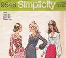 Simplicity 9546 A