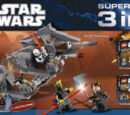66395 Star Wars Super Pack