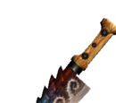 Wild Toad Cleaver (MH4)