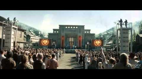 THE HUNGER GAMES CATCHING FIRE - Official Trailer 2 (2013) HQ