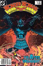 Wonder Woman v. Ares