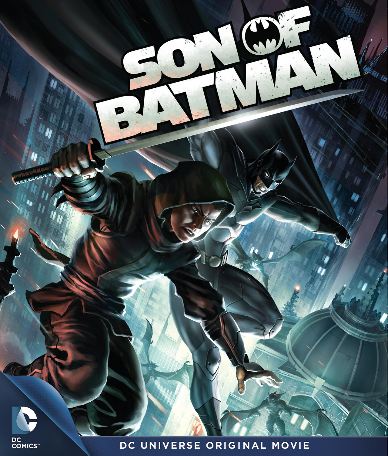 Son Of Batman dvdrip