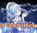 """Ice Crystal Mirage"""