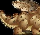 Dragón Galleta