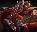 Yuzul, The Raptor Trainer