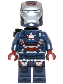 Iron Patriot Minifigure Brickipedia The Lego Wiki