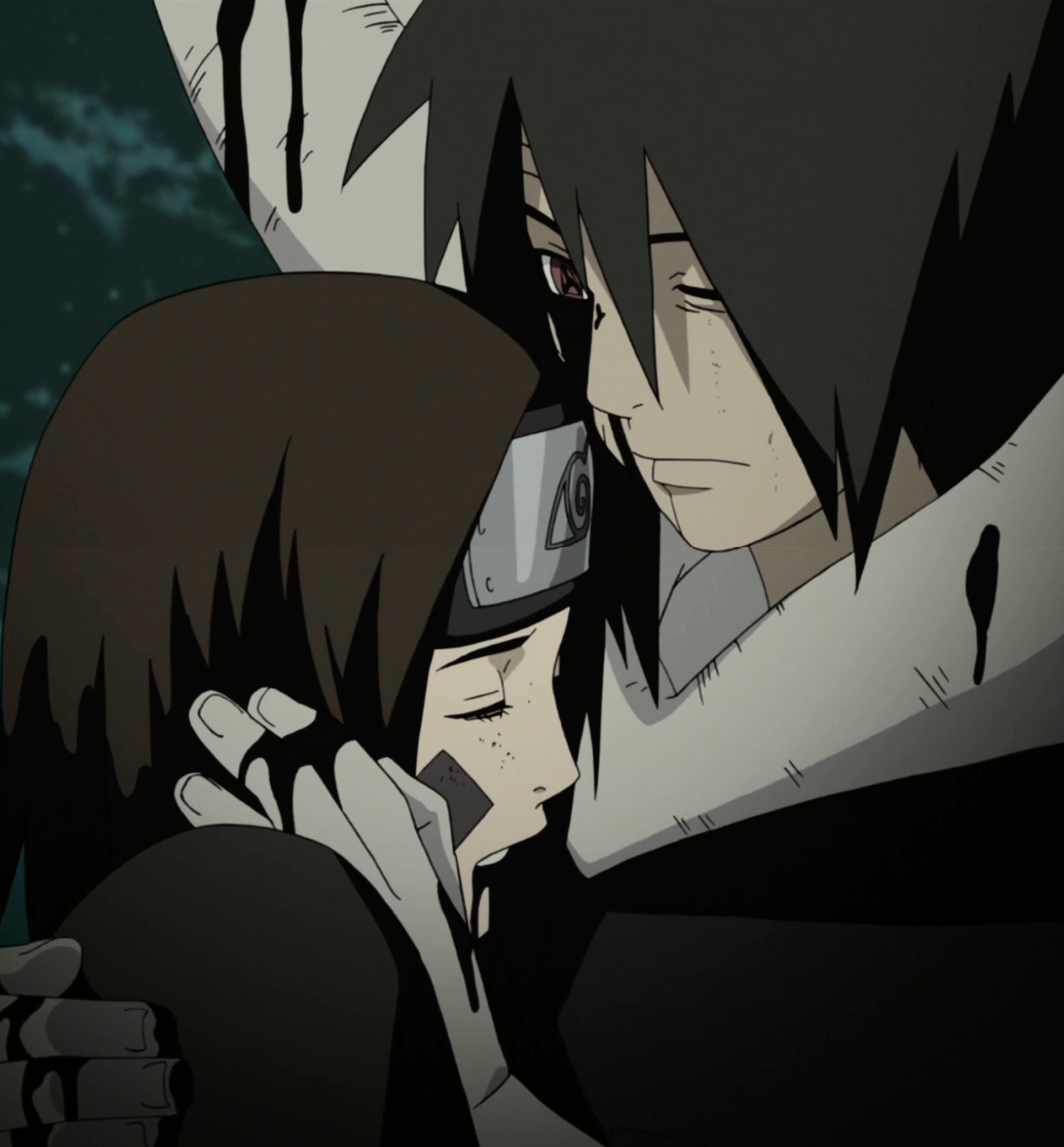 The Uchiha: Obito And Rin