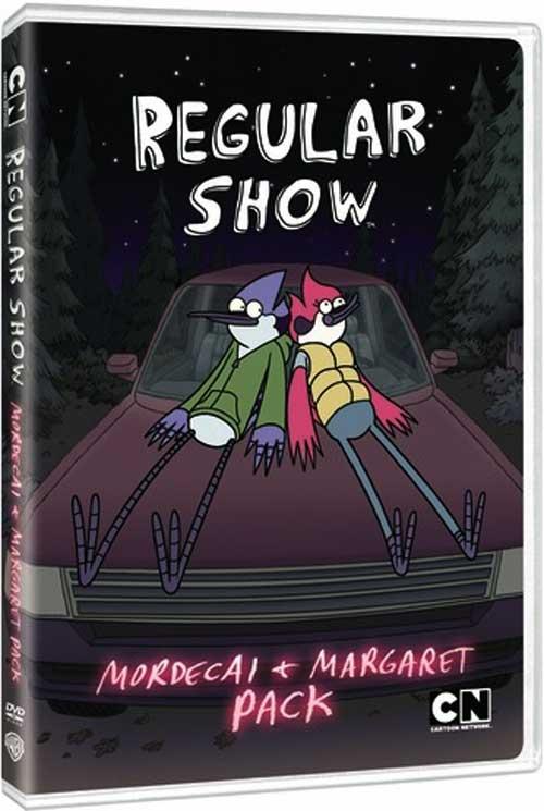 regular show mordecai amp margaret pack regular show wiki