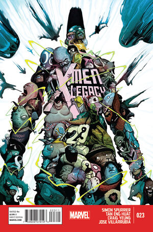 X-Men Legacy Vol 2 23