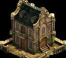 Wiejski pałacyk