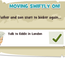 Moving Swiftly on!