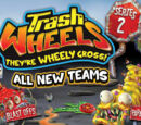 Trash Wheels Series 2