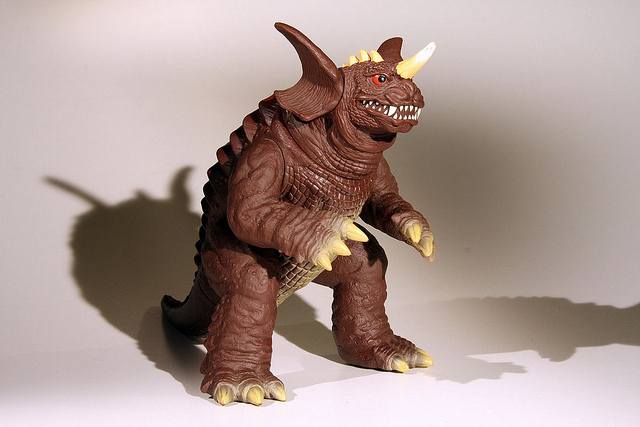 baragon godzilla unleashed - photo #13