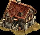 Dom z piaskowca