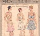 McCall 6021 A