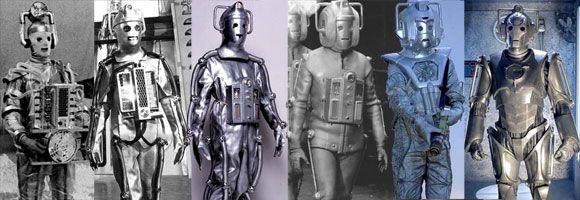 Evolution Of The Cybermen Cybermen - VS Battles ...