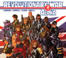Revolutionary War: Alpha Vol 1 1