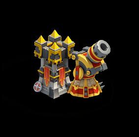 Defensive Buildings - Castle Clash Wiki