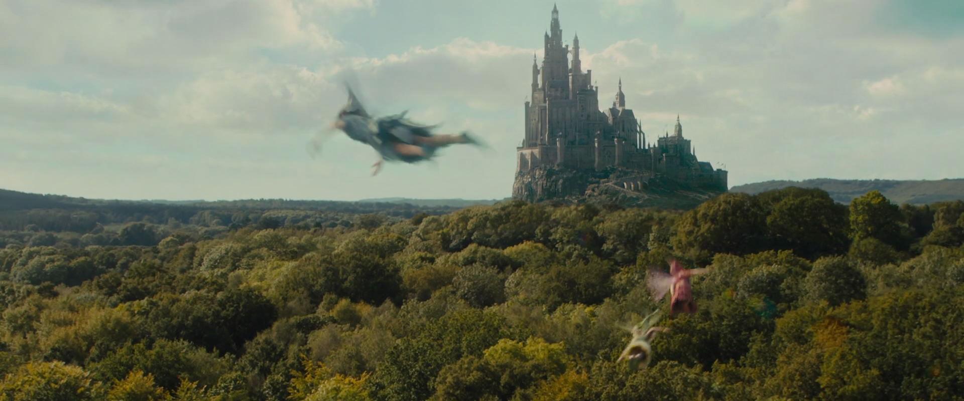 King Stefan S Castle Maleficent Castle Maleficent 2014