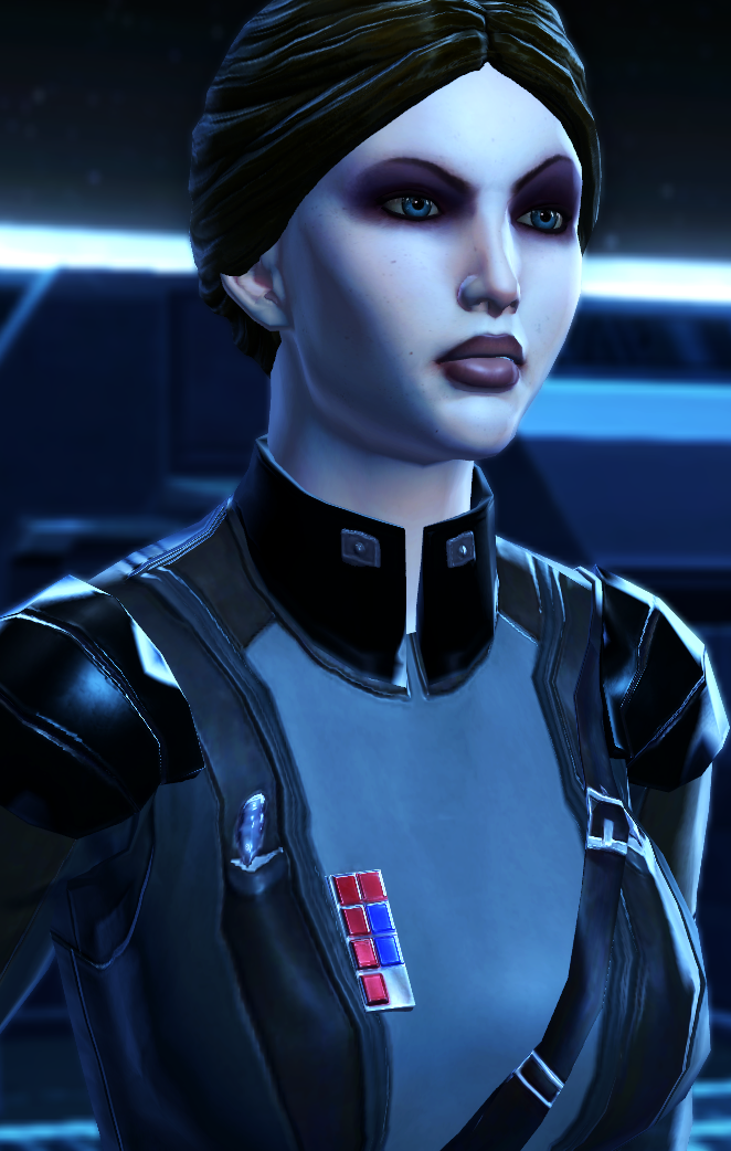 STAR WARS: The Old Republic - Best race for Sith Female ...