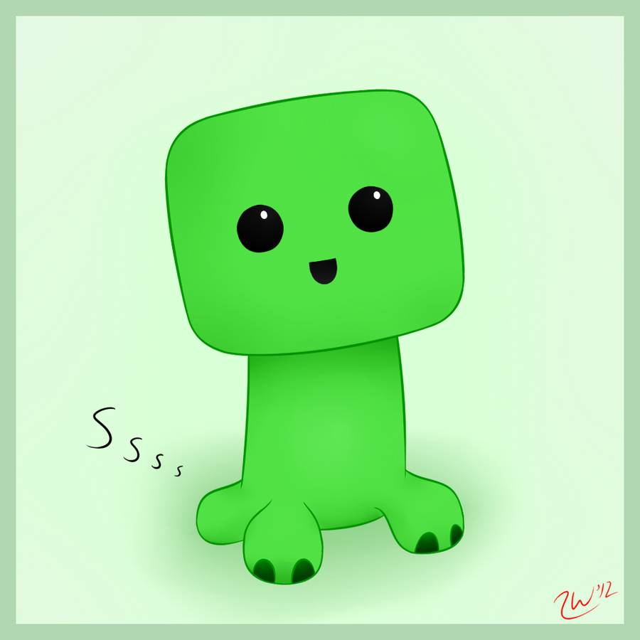 [Immagine: Baby_creeper_by_redwire99-d4vv361.png]