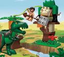5597 Le piège à dinosaure
