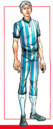 Michael Silk (Earth-616) from X-Men Earth's Mutant Heroes Vol 1 1.png